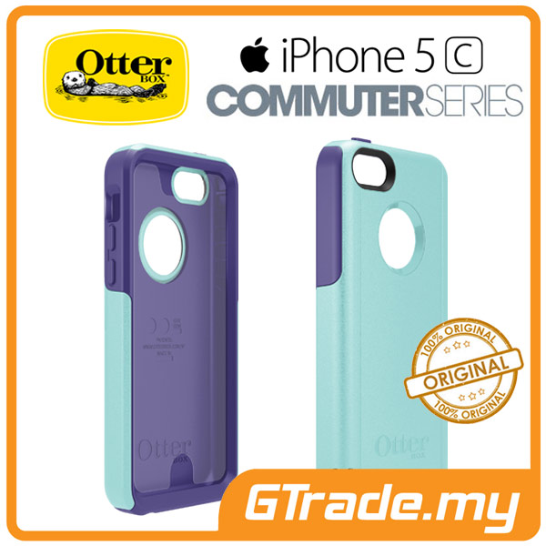 OTTERBOX Commuter Case *FOC S.Protector | Apple iPhone 5C - Lily