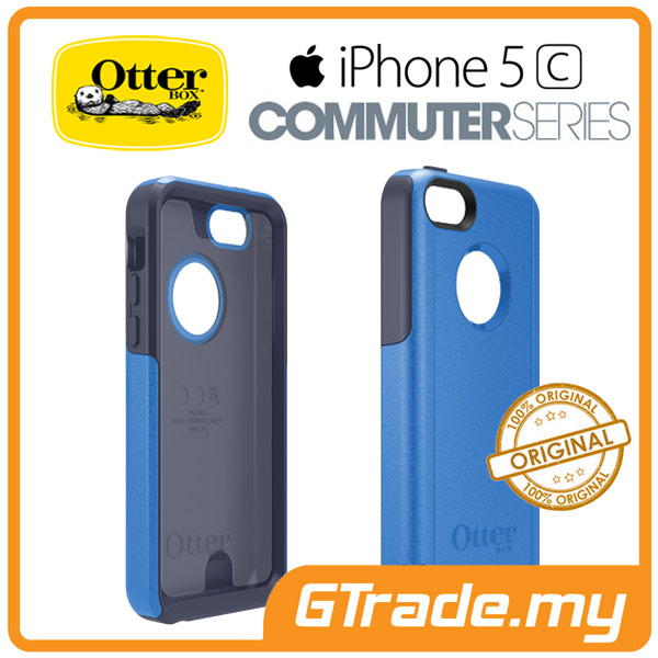 OTTERBOX Commuter Case *FOC S.Protector | Apple iPhone 5C - Surf