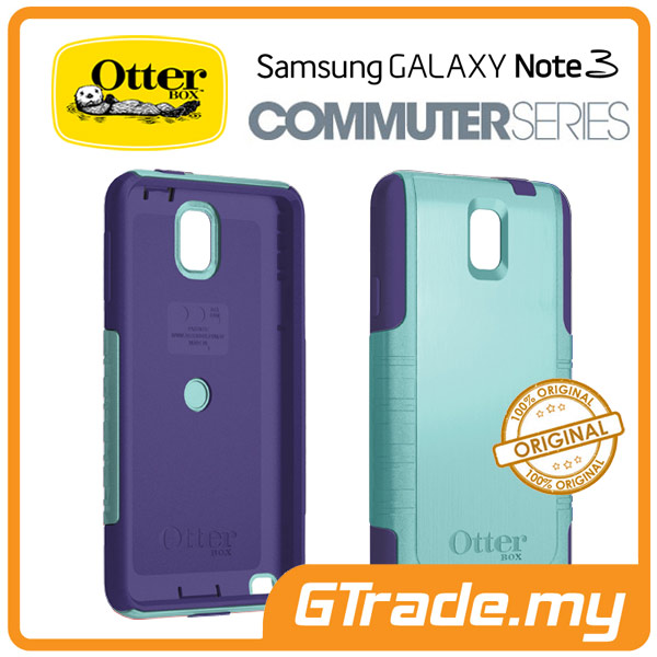 OTTERBOX Commuter Case *FOC S.Protector  Samsung Galaxy Note 3 - Lily