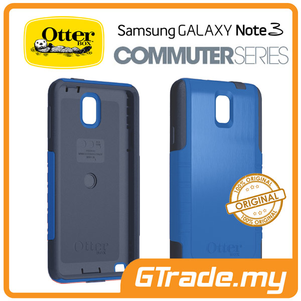 OTTERBOX Commuter Case *FOC S.Protector |Samsung Galaxy Note 3 - Surf