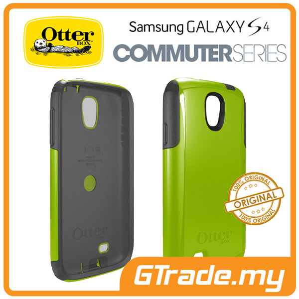 OTTERBOX Commuter Case *FOC S.Protector | Samsung Galaxy S4 - Key Lime
