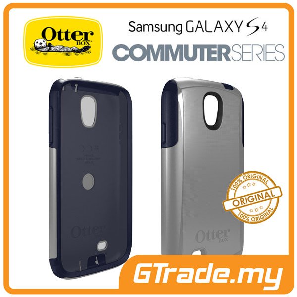 OTTERBOX Commuter Case *FOC S.Protector | Samsung Galaxy S4 - Marine