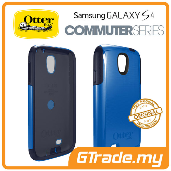 OTTERBOX Commuter Case *FOC S.Protector | Samsung Galaxy S4 - Surf