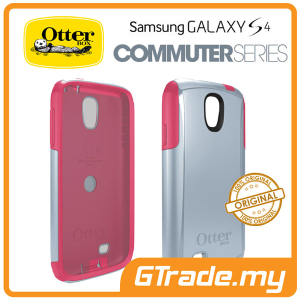 OTTERBOX Commuter Case *FOC S.Protector |Samsung Galaxy S4-Wild Orchid