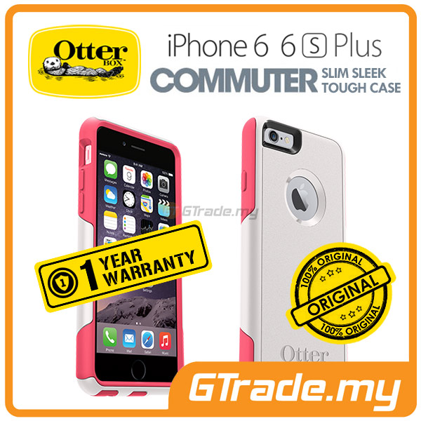 OTTERBOX Commuter Case Slim Mighty | Apple iPhone 6S 6 Plus - Rose