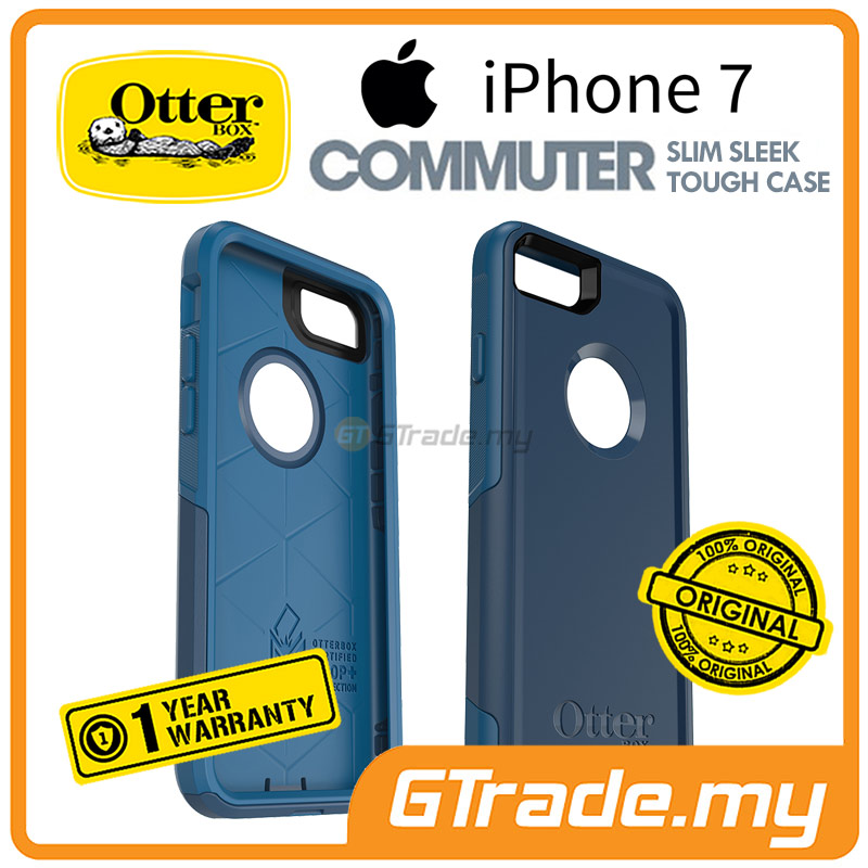 OTTERBOX Commuter Case Slim Mighty | Apple iPhone 7 - Bespoke