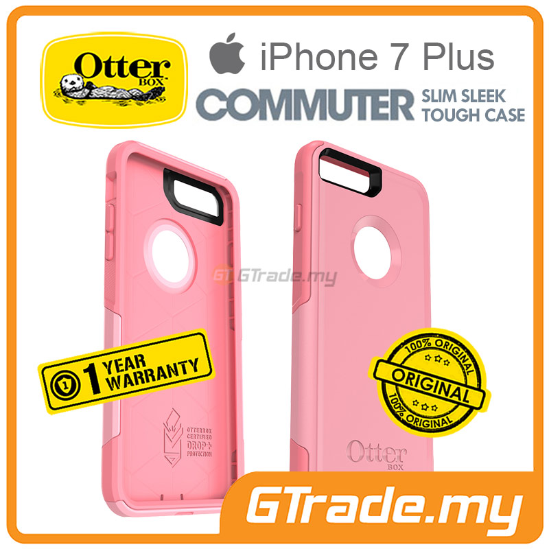 OTTERBOX Commuter Case Slim Mighty | Apple iPhone 7 Plus - Rose