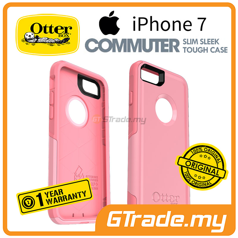 OTTERBOX Commuter Case Slim Mighty | Apple iPhone 7 - Rose