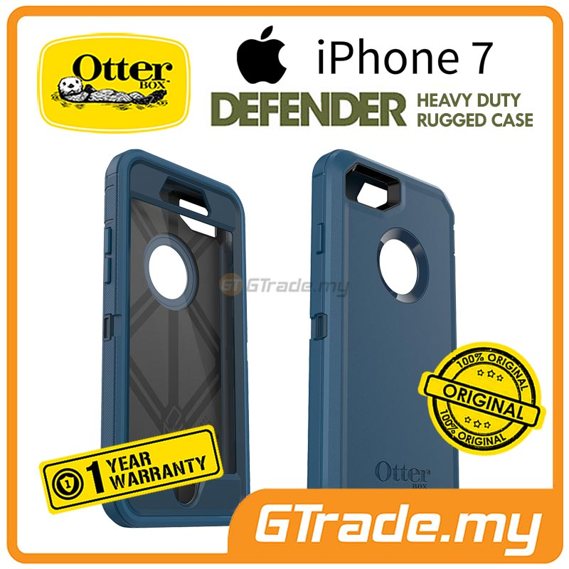 OTTERBOX DEFENDER Case+Belt Holster | Apple iPhone 7 Bespoke Way