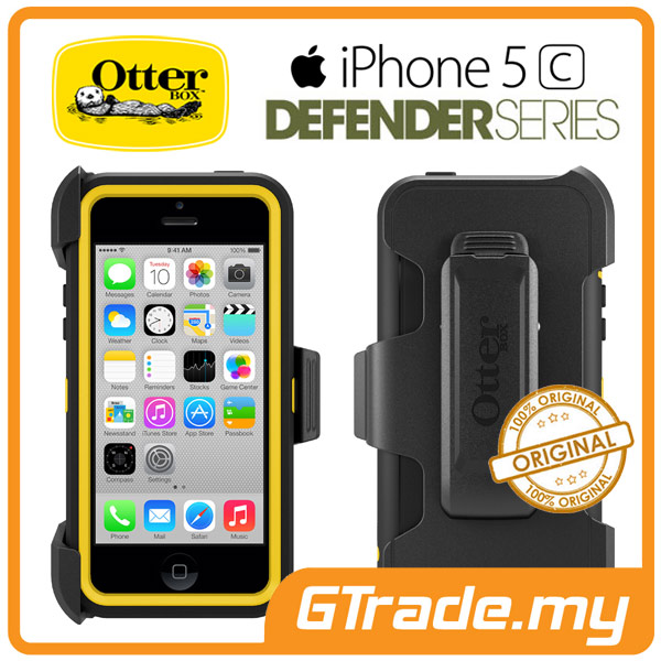 OTTERBOX Defender Case + Klip Holster | Apple iPhone 5C - Hornet