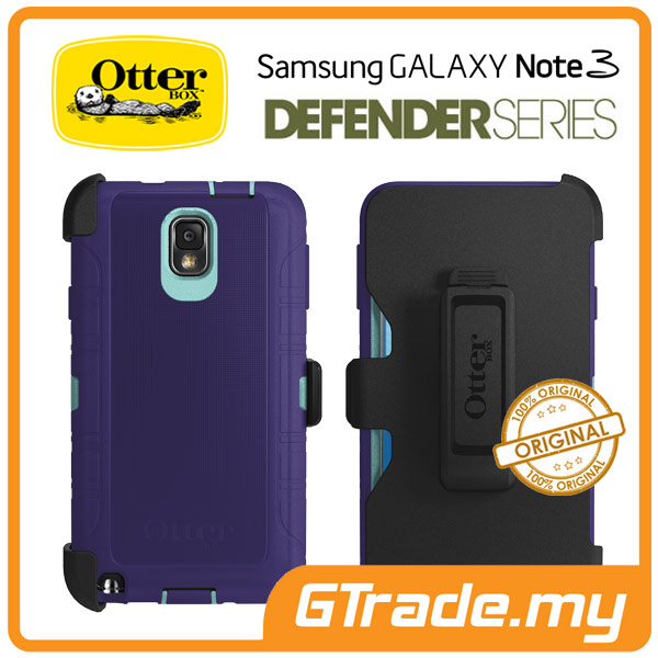 OTTERBOX Defender Case + Klip Holster | Samsung Galaxy Note 3 - Lily