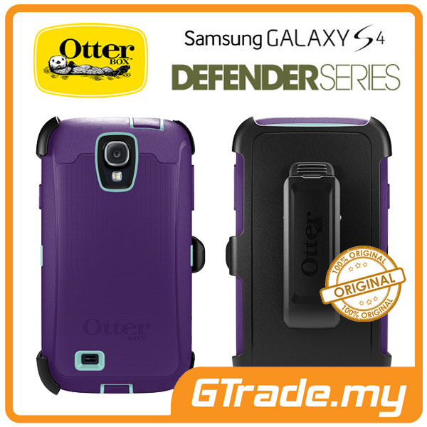 OTTERBOX Defender Case + Klip Holster | Samsung Galaxy S4 - Lily