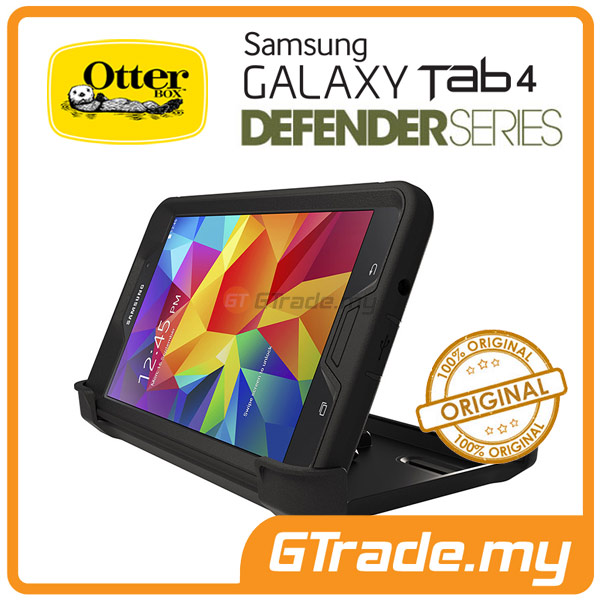 OTTERBOX Defender Case + Stand Shield | Samsung Galaxy Tab 4 7.0