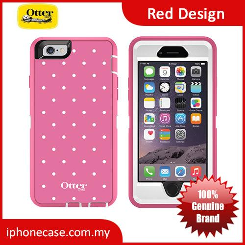 Otterbox Defender Series Case for iPhone 6/6s 4.7 - Candied Dots