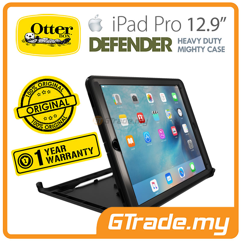 OTTERBOX Defender Tablet Case Heavy Duty Rugged | Apple iPad PRO 12.9'