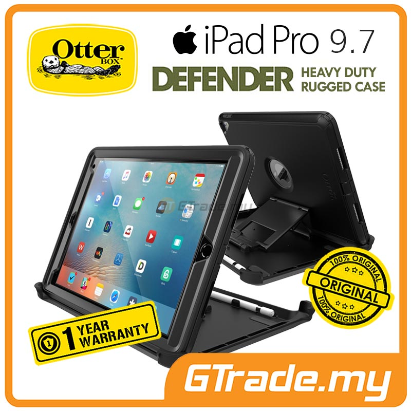 OTTERBOX Defender Tablet Case Heavy Duty Rugged | Apple iPad PRO 9.7'