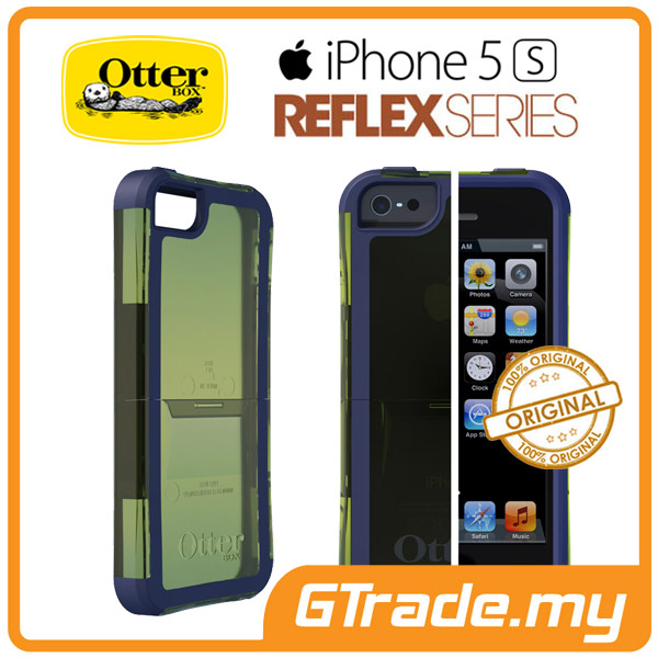 OTTERBOX Reflex Case FOC S.Protector | Apple iPhone 5S 5 SE - Radiate