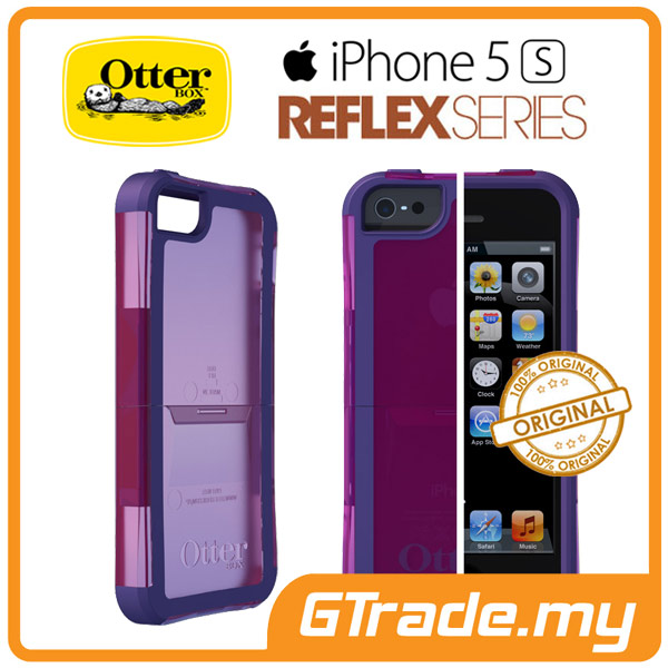 OTTERBOX Reflex Case FOC S.Protector | Apple iPhone 5S 5 SE - Zing