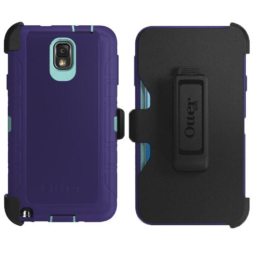 Otterbox Samsung Galaxy Note 3 Defender Series Case Lily