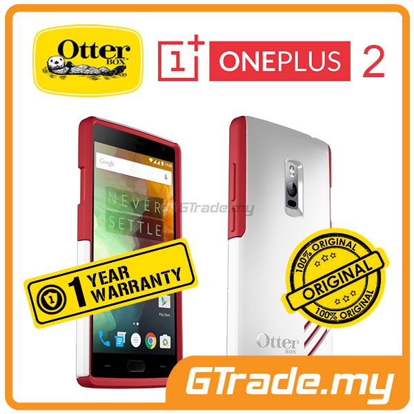 OTTERBOX Slim Protect Tough Case | OnePlus One Plus 2 Two 2 - Fire