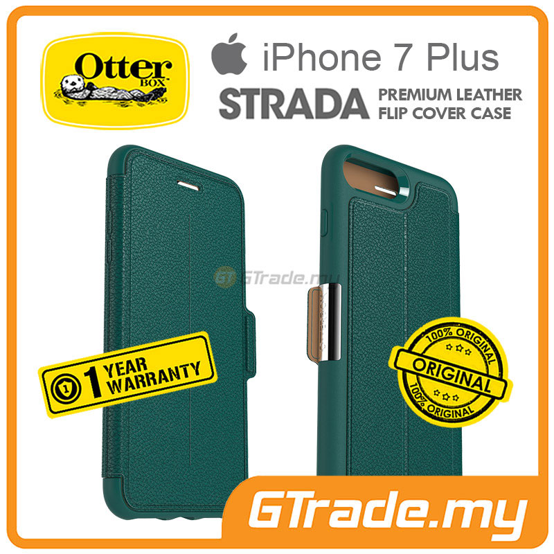 OTTERBOX Strada Premium Leather Case | Apple iPhone 7 Plus - Pacific
