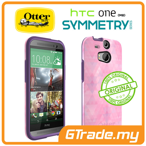 OTTERBOX Symmetry Case | HTC One M8 - Dreamy Pink