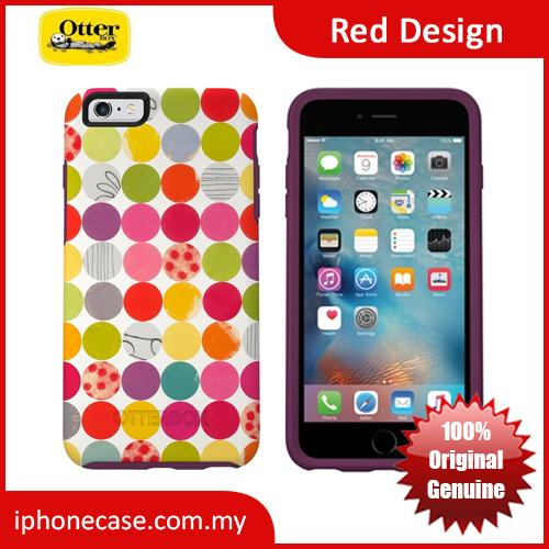 Otterbox Symmetry Series Case for iPhone 6 iPhone 6S 4.7 - Gumballs