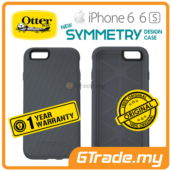 OTTERBOX NEW Symmetry Slim Tough Case | Apple iPhone 6S 6 - Pinstripe