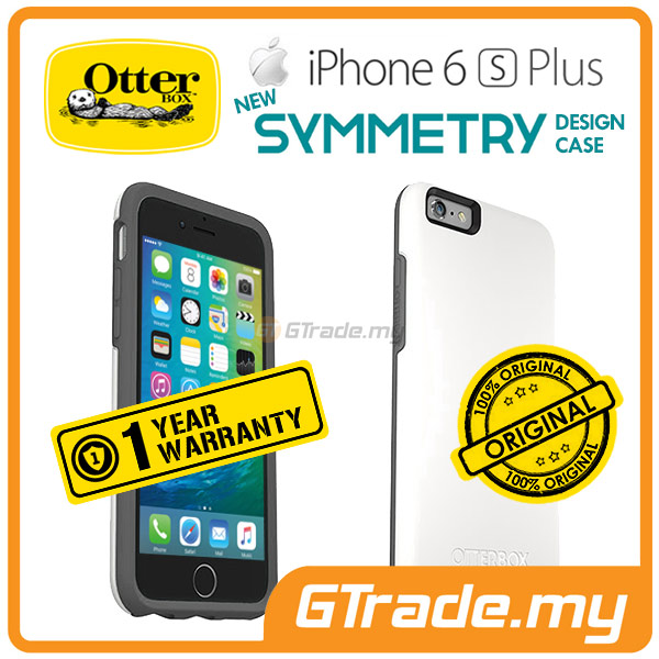 OTTERBOX New Symmetry Slim Tough Case | Apple iPhone 6S 6 Plus Glacier
