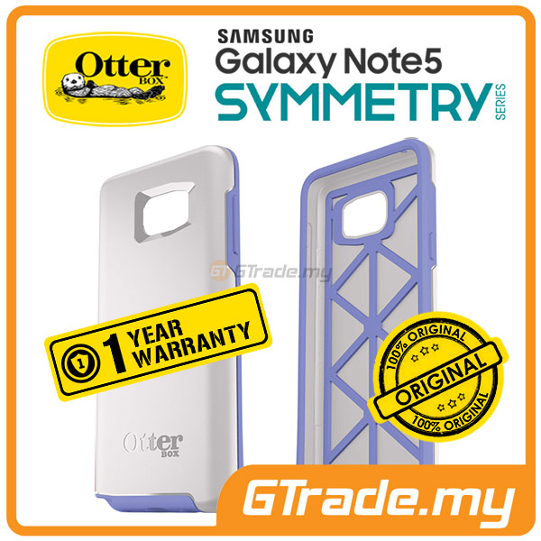 OTTERBOX Symmetry Slim Tough Case | Samsung Galaxy Note 5 - Purple