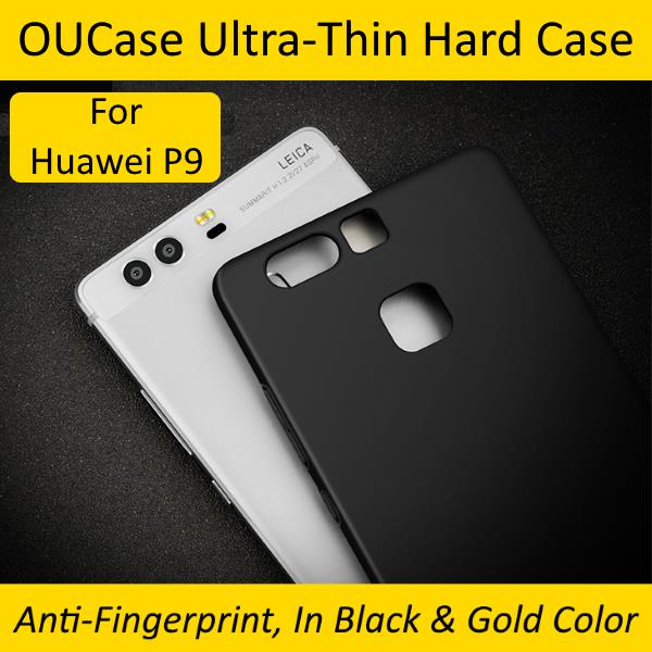 OUCase Huawei P9,P9 Plus,P9 Lite Jane Wind Series Ultra Thin Hard Case