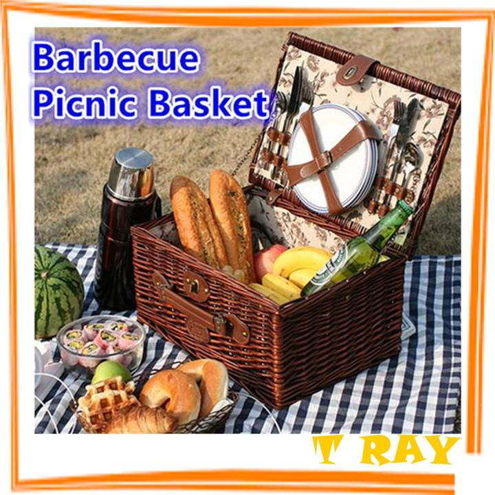Picnic Basket Kuala Lumpur : Outdoor gear barbecue picnic basket end  am