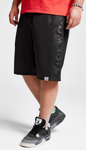*OVERSIZE* TIDEWORD CASUAL SPORTS SHORTS W36-W46