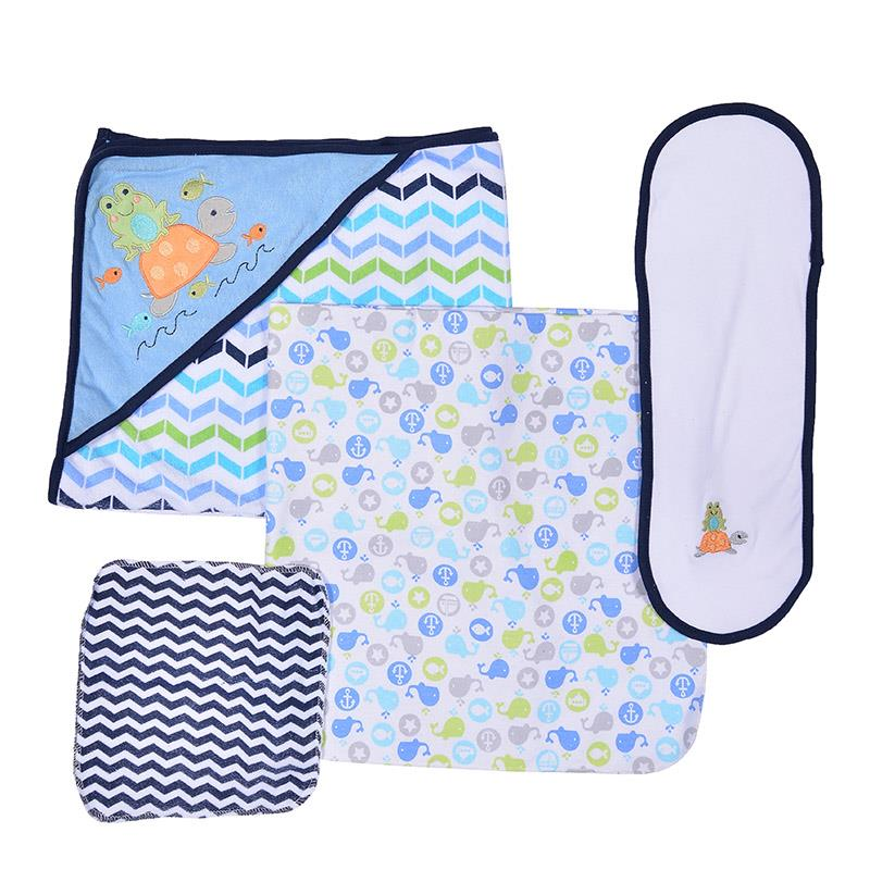 Baby Gift Set Kl : Owen baby pc gift set blue end am myt