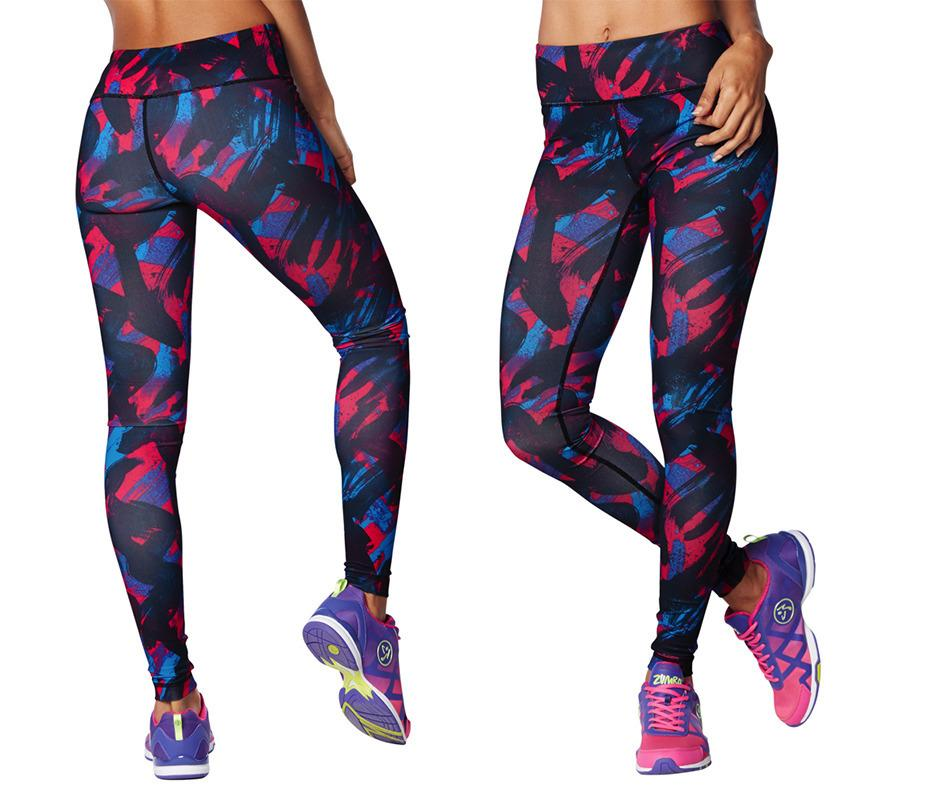 Zumba Fitness Leggings: P176 Be The Boss Perfect Long Leggin (end 11/2/2017 1:34 AM