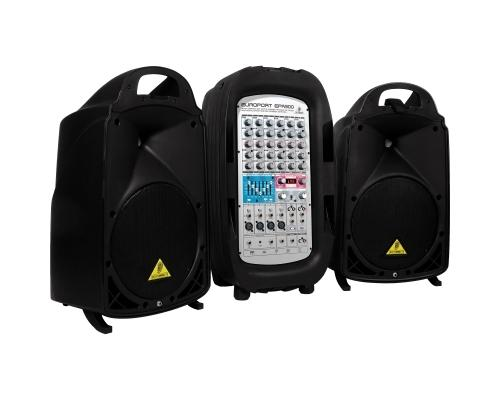 PA System Malaysia Behringer Portable PA System EUROPORT EPA900 OFFER!