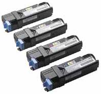 Value Pack Remanufactured Fuji C1110 Color (CMYK) for C1110/C1110B Pri