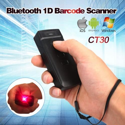 Package Contents: 1. CT30 Laser Barcode Scanner*1 2. Bluetooth Receive