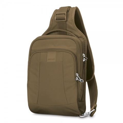PACSAFE METROSAFE LS150 ANTI-THEFT SLING BACKPACK - SANDSTONE