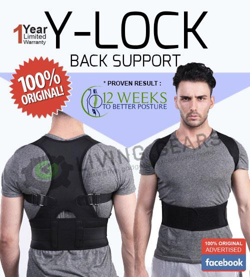 Back Pain Back Support Posture Waist Support Stooping Corrector Sports