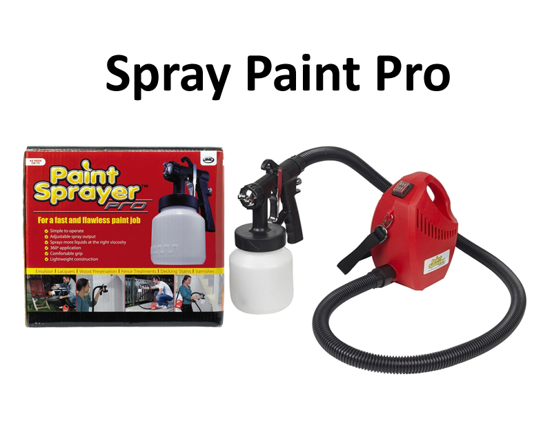 Paint Sprayer Pro Electric 3 Way Paintin End 10 31 2016