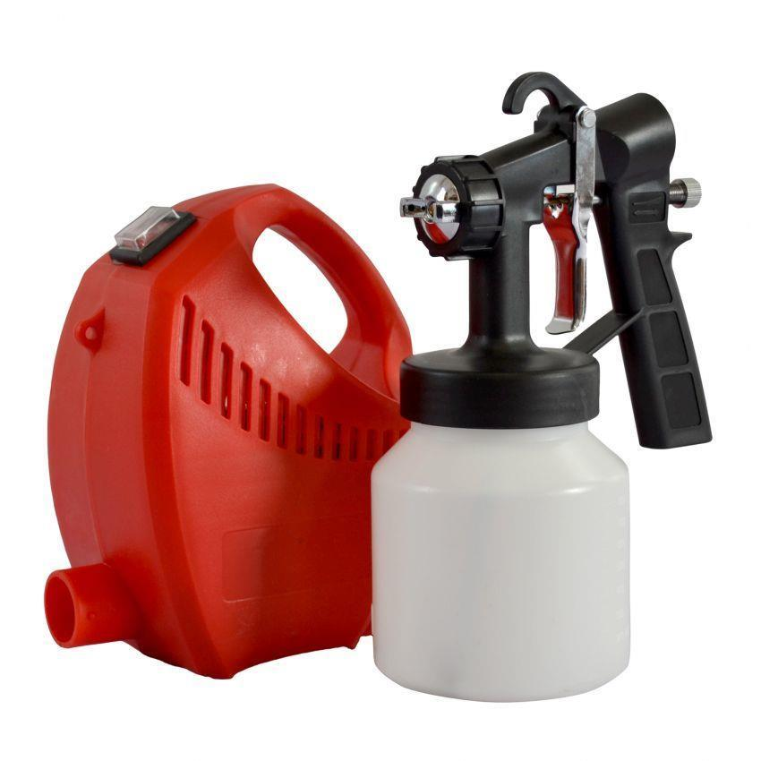 Paint Sprayer Pro - Normal Nozzle + Extra One Container