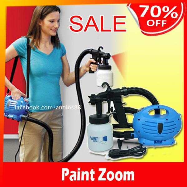 Paint Zoom Logo Paint Zoom Professional