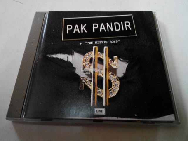 PAK PANDIR - THE MISKIN BOYS CD