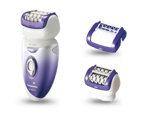 Panasonic 2-in-1 Epilator ES-WD24
