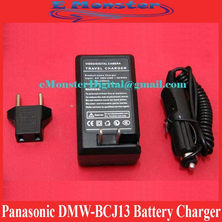 Panasonic DMW-BCJ13 DMW-BCJ13E DMC-LX5 Battery Charger