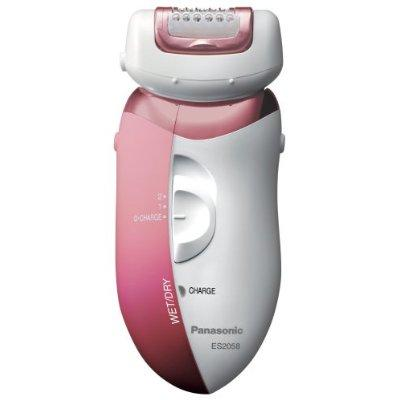 Panasonic Foam Epilator ES-2058 Beauty Care Wet / Dry Cordless 2-speed