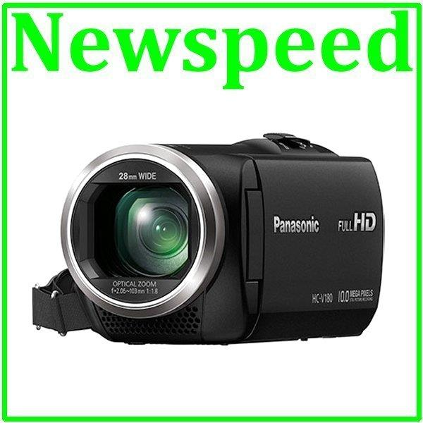 Panasonic HC-V180 Video Camcorder Handycam +8GB+Bag V180
