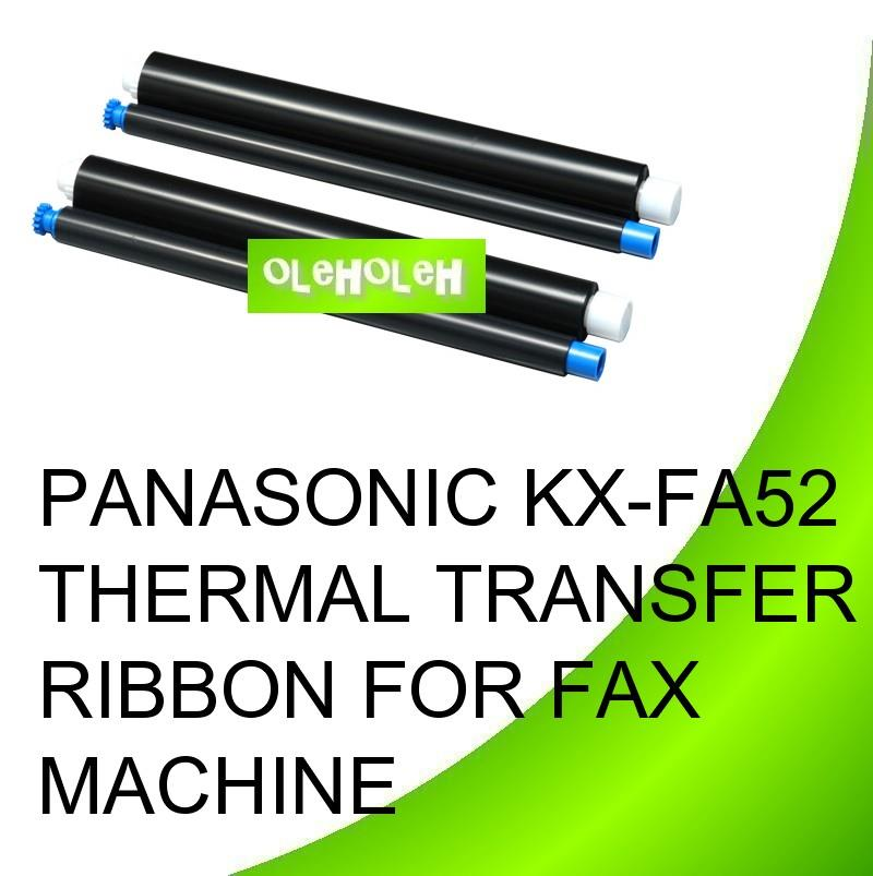 PANASONIC KX-FA52 Thermal Transfer Ribbon for Fax Machine