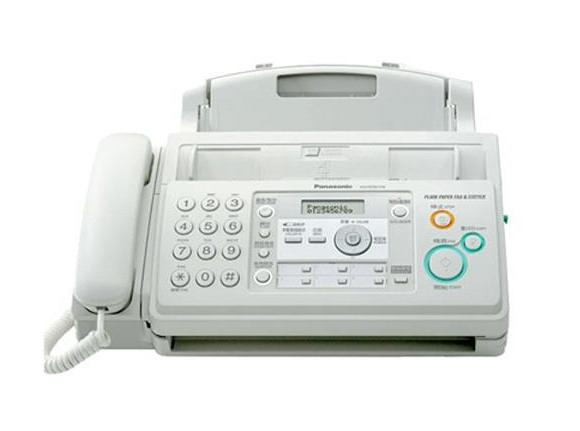 PANASONIC KX-FP701ML FAX MACHINE